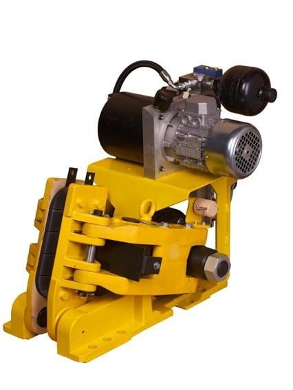 X - Frein de sécurité hydraulique